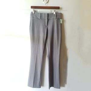 Maurices Grey Smart Dress Pants Size 1/2 NWT